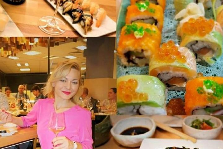 Sushi Room, redeschis în Piața Dorobanți, un sushi bar bun